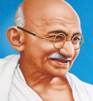 10 Gandhi Quotes That Will Change Your Life Gandhi-inside-277x300