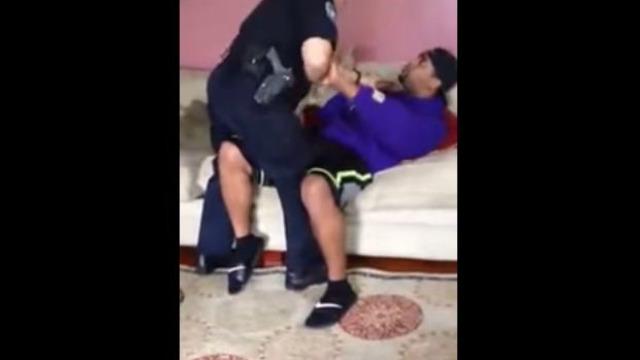 Man claims unlawful arrest, video of arrest goes viral